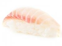Суши с морским окунем